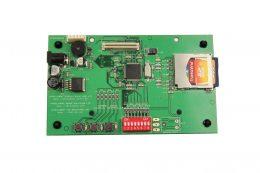 Mono LCD Controller